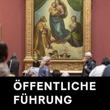 Highlights Gemäldegalerie Alte Meister und Skulpturensammlung bis 1800