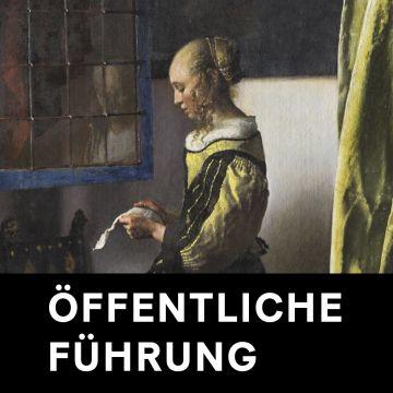 Führung Sonderausstellung Vermeer